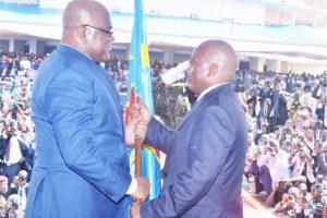 RDC :Passation de pouvoir entre KABILA et TCHISEKEDI