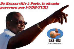 De Brazzaville à Paris, le chemin parcouru par l'UDH-YUKI