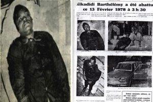 Lundi 13 Février 1978 - Mercredi 13 Février 2019-: 41 Ans déjà que le capitaine Barthélemy KIKADIDI a été assassiné.