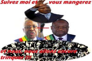 Congo-Brazzaville : L'Opposition congolaise à la dérive.