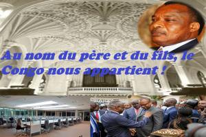 Au nom du père et du fils, le Congo nous appartient !