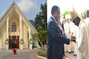 Lettre ouverte de l'Abbé Brice Ruffieux Bahouamio, Prêtre de lArchidiocèse de Brazzaville.