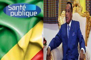 Congo-Brazzaville : Sassou est à l'Ouest pour la restructuration de la dette et du système de santé.