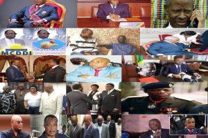 Gestion politique au Congo-Brazzaville:la majorité des opposants sont des anciens ministres