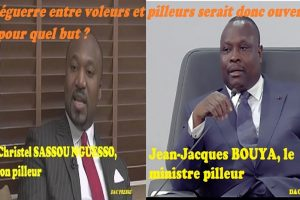 Christel Sassou et Jean Jacques Bouya avancent-ils vers la prison ?