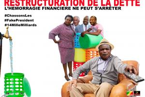 CONGO-CHINE : restructuration de la dette dans l'opacité