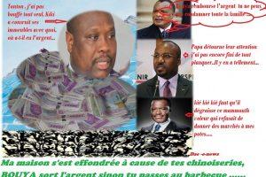 Le mercenariat économico-financier de Jean- jacques BOUYA mis à nu