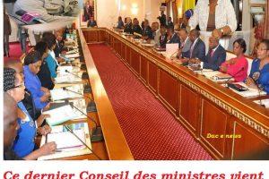 La lâcheté des ministres du gouvernement congolais