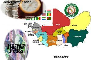 FCFA-EXIT pour l'Afrique de l'Ouest.