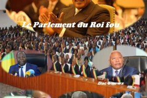 Le Parlement du roi.