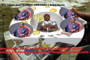 Corruption et blanchiment d'argent à saint marin: «un proche de sassou nguesso condamné»