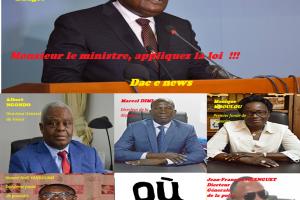 Congo-Brazzaville: Affaire de délation, dénonçons les retraités qui travaillent encore!!!