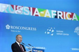 SOMMET RUSSIE-AFRIQUE : LE RENDEZ-VOUS DES AUTOCRATES ET DES HYPOCRITES !