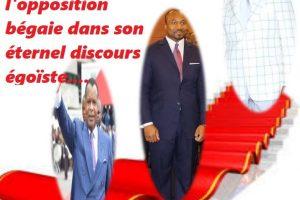 L'union ou l'échec: l 'opposition congolaise doit grandir….