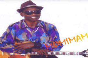 """Passy """"Mermans"""", le premier à jouer le rôle de guitariste mi-solo dans la nouvelle section rythmique des Bantous en 1964"""