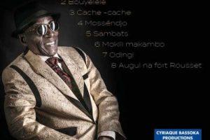 Congo-Brazzaville : Nianzi Gaulard, l'enfant terrible de la chanson congolaise est de retour