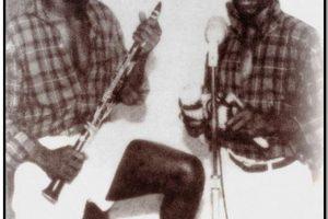 Les deux Merveilles de la musique congolaise :  Jean-Serge ESSOUS & José-Philippe LANDO «Rossignol»