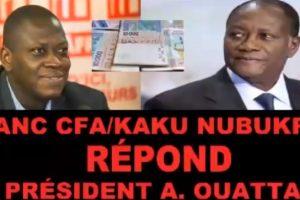 KAKU NUBUKPO ou l'anti-modèle congolais, l'anti-modèle d'Afrique centrale et français