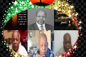 Hommage émouvant deOUABARIMARIOTTI(Ancien Garde des Sceaux, Ministre de la Justice du Congo) face àla disparition de MaitreMOUDILENOMASSENGO