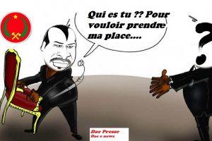 Le Congo se meurt à cause de son propre égoïsme politique.