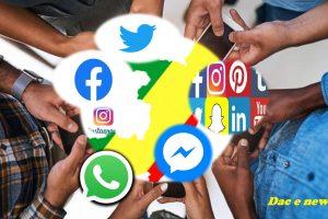 Congo-Brazzaville: Les leaders de la «com» et les réseaux sociaux au service de la lutte contre la dictature.