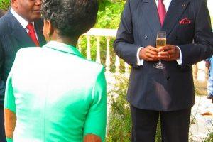 Sassou et son monde continuent de distraire les âmes naïves