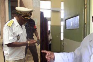 CONGO: LA FOLIE DU CRIMINEL RETRAITE, Jean François NDENGUET.