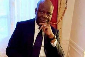 Hommage des Assises Nationales du Congo à Marc Mapingou