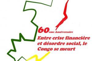 60 e anniversaire:  entre crise financière et désordre social, le Congo se meurt