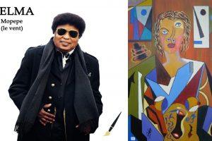 Anselme TAMBAKASSA «Selma» : Quand Musique rime avec Peinture.