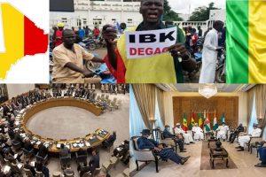 Le Mali sous l'éteignoir de la CEDEAO et de l'UA décrédibilisées.