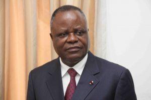 Mathias DZON,président de l'ARD,candidat à l'élection présidentielle de 2021
