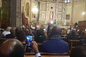L'émouvant discours de Mireille Lissouba : « Mon père, Pascal Lissouba, a été dépossédé de son rêve »