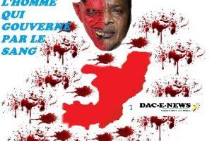 Sassou Nguesso, le grand mal du peuple congolais.