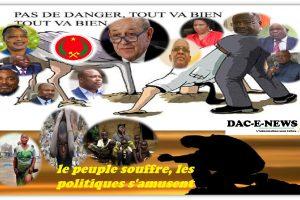 Concertation politique au Congo :en finir avec la politique de l'autruche