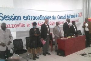 Déclaration de l'IDC relative à la Concertation Politique de Madingou