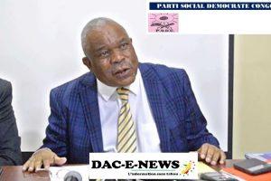 Lettre ouverte du PSDC au premier ministre