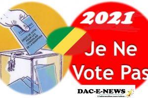 POURQUOI je ne voterai pas Sassou.