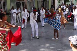 CUBA (Suite) : CE QUE C'EST QUE LA RUMBA «COLUMBIA»