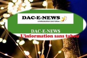 Message du DAC e NEWS au peuple congolais,