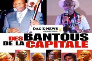 Le producteur artistique Maurice NGUESSO au chevet des « Bantous de la capitale, l'orchestre que les congolais glorifient