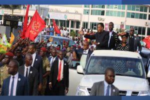 Sassou-Nguesso déjà en campagne