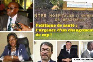 Le CHU de Brazzaville poursuit sa chute