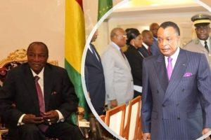 Retour sur le putsh en Guinée, les voyages de MM. Sassou et Collinet, et sur les turbulences actuelles au Congo-Brazzaville