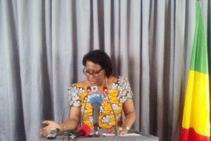 Déclaration de Claudine MUNARI, Présidente du MUST ( Mouvement pour l'Unité , la Solidarité et le Travail) .