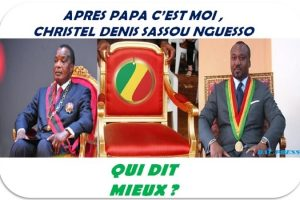 Le rêve insolent de Christel Sassou Nguesso : transformer la République en monarchie