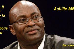 Africains , prenez consciences !