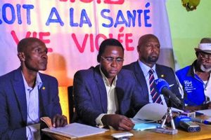 Plateforme des organisations de la société civile : Le Gouvernement devrait s'atteler au respect du droit à la santé des Congolais