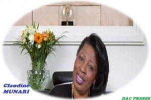 Mme Claudine MUNARI, une combattante en première ligne !