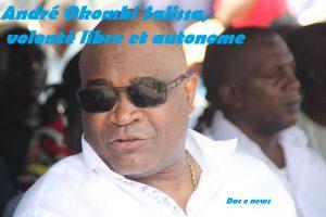 André Okombi Salissa, dix mois de détention arbitraire, prisonnier politique, prisonnier pour ses convictions